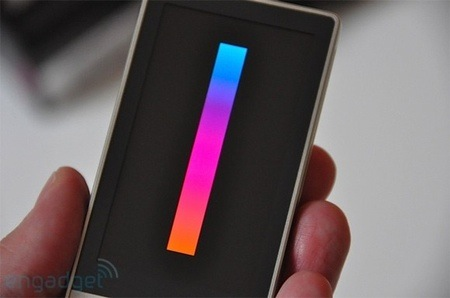 Colored-zune-hd-display